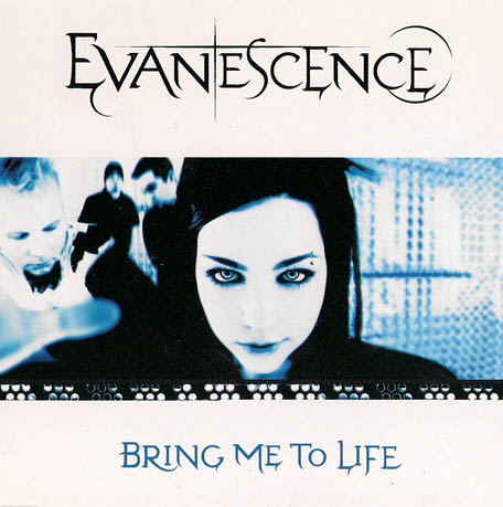 Evanescence Bring Me To Life Canadian Edition Incl