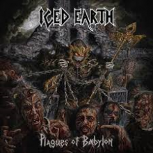 ICED EARTH - PLAGUES OF BABYLON (LTD EDITION BLACK 10