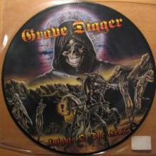 GRAVE DIGGER - KNIGHT OF THE CROSS (PICTURE DISC) LP