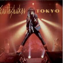 EARTHSHAKER - TOKYO LP