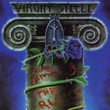 VIRGIN STEELE - LIFE AMONG THE RUINS (FIRST EDITION) CD
