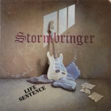 STORMBRINGER - LIFE SENTENCE LP