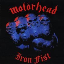 MOTORHEAD - IRON FIST (JAPAN EDITION +OBI) CD