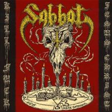 SABBAT - KILL FUCK JESUS CHRIST (DIE HARD EDITION RED VINYL, INCL.: WOVEN BACK PATCH, STICKER & POSTER) LP