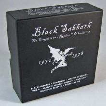 BLACK SABBATH - THE COMPLETE 70'S REPLICA CD COLLECTION 1970 - 1978 (LTD EDITION BOX SET INCL.: 8 CD LP-REPLICA & EXCLUSIVE 16-PAGE PHOTO BOOKLET) 8CD