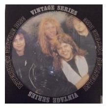 METALLICA - INTERVIEW PICTURE DISC - VINTAGE SERIES (LTD EDITION +BONUS CD) LP