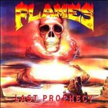 FLAMES - LAST PROPHECY (LTD EDITION 250 COPIES BLACK VINYL, GATEFOLD) LP (NEW)
