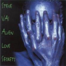 STEVE VAI - ALIEN LOVE SECRETS (JAPAN EDITION+OBI) CD