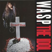 WASP - THE IDOL (DIGI PACK) CD'S