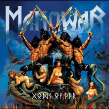 MANOWAR - GODS OF WAR (JAPAN EDITION PROMO, SLIPCASE) CD