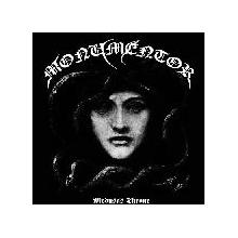 MONUMENTOR - MEDUSA'S THRONE MLP (LTD EDITION 350 COPIES BLACK VINYL +POSTER) LP (NEW)