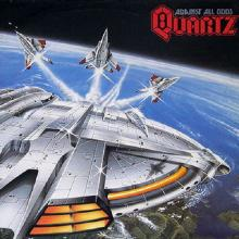 QUARTZ - AGAINST ALL ODDS (LTD EDITION 400 COPIES) CD (NEW)