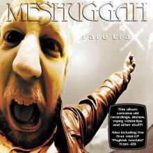 MESHUGGAH - RARETRAX CD (NEW)