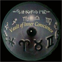 SINDROME - VAULT OF INNER CONSISTENCE (LTD EDITION 250 COPIES PICTURE DISC) 12