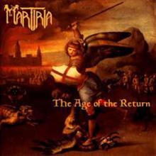 MARTIRIA - THE AGE OF THE RETURN (DIGI PACK) CD (NEW)