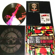 GUNS N' ROSES - DESTRUCTION, LIES: THE ROAD TO ILLUSION (LTD EDITION BOX SET INCL.: 2CD, 12