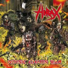HIRAX - NOISE CHAOS WAR CD (NEW)