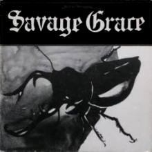 SAVAGE GRACE - TIME FOR HARD 'N' HEAVY LP
