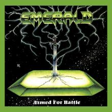 PRE-ORDER: EMERALD - ARMED FOR BATTLE (+ 4 BONUS TRACKS) CD (NEW)
