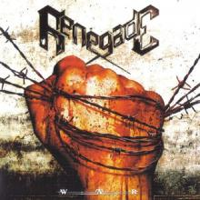 RENEGADE - WAR CD (NEW)