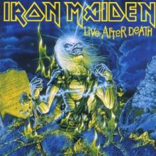 IRON MAIDEN - LIVE AFTER DEATH (JAPAN EMI EDITION +OBI, +BONUS CD INCL. MULTIMEDIA TRACKS, SPECIAL DOUBLE CASE) 2CD