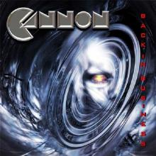 CANNON - BACK IN BUSINESS CD (NEW)