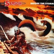 SAMSON - BEFORE THE STORM CD (NEW)