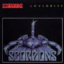 SCORPIONS - LOVEDRIVE (FIRST U.S.A EDITION, FIRST COVER) CD