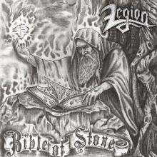 LEGION - BIBLE OF STONE (LTD HAND-NUMBERED EDITION 500 COPIES) CD (NEW)