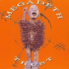 MEGADETH - TRUST CD'S