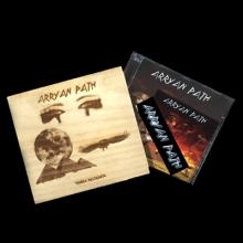 ARRYAN PATH - TERRA INCOGNITA (LTD EDITION 50 COPIES NUMBERED WOODEN BOX, +BONUS TRACK) CD (NEW)