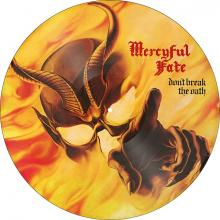 MERCYFUL FATE - DON'T BREAK THE OATH (LTD EDITION 2000 COPIES PICTURE DISC) LP (NEW)