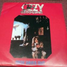 OZZY OSBOURNE - OSSY DRIES OUT - SALT LAKE CITY MARCH '84 2LP