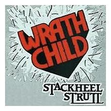 WRATHCHILD - STACKHEEL STRUTT (RED VINYL) LP