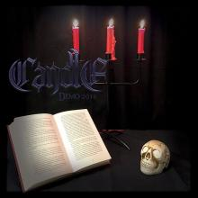 CANDLE - DEMO 2016 (4 TRACKS) CD (NEW)