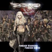 DORO - FOREVER WARRIORS/FOREVER UNITED (LTD EDITION SLIPCASE INCL. 2 INDIVIDUAL DIGIPAK CDS) 2CD SET (NEW)