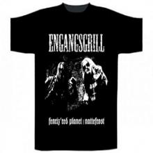 ENGANGSGRILL - WORSHIP ME (SIZE: M) T-SHIRT (NEW)
