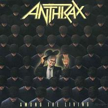 ANTHRAX - AMONG THE LIVING CD