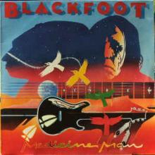 BLACKFOOT - MEDICINE MAN LP