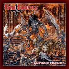 FATAL EMBRACE - THE EMPIRES OF HUMANITY CD (NEW)
