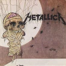 METALLICA - ONE (FIRST UK VERSION, WITHOUT POSTER) 7