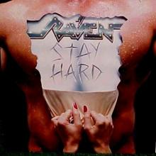 RAVEN - STAY HARD (JAPAN EDITION +OBI) LP