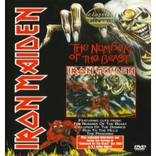 IRON MAIDEN - THE NUMBER OF THE BEAST DVD