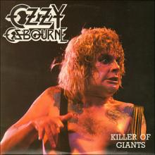 OZZY OSBOURNE - KILLER OF GIANTS -