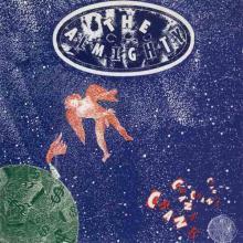 THE ALMIGHTY - CRANK (CLEAR VINYL) LP