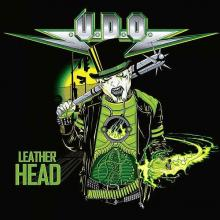 UDO - LEATHER HEAD E.P. CD (NEW)