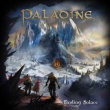 PALADINE - FINDING SOLACE (LTD EDITION 250 HAND-NUMBERED COPIES, PRIVATE RELEASE) LP (NEW)