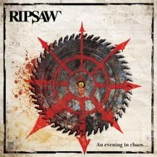 RIPSAW - AN EVENING IN CHAOS (LTD EDITION 500 COPIES) CD/DVD (NEW)