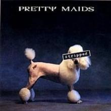 PRETTY MAIDS - STRIPPED (JAPAN EDITION +OBI) CD