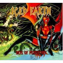 ICED EARTH - DAYS OF PURGATORY (GATEFOLD) 2LP